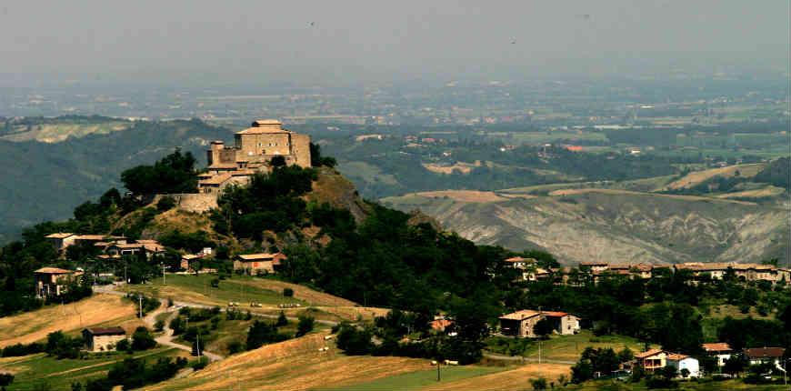 L'Emilia Romagna sulle orme di Matilde di Canossa