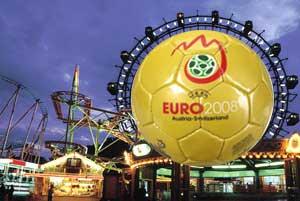 Visitare l'Austria in occasione degli Europei di calcio