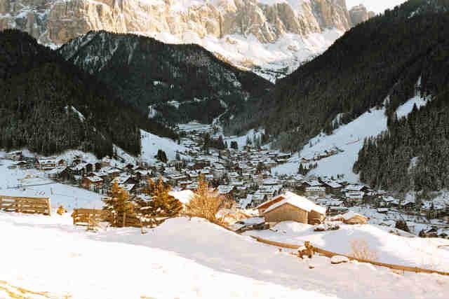 Paradiso per sciatori ed escursionisti