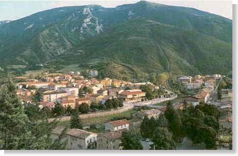 Itinerari turistici partendo da Acqualagna