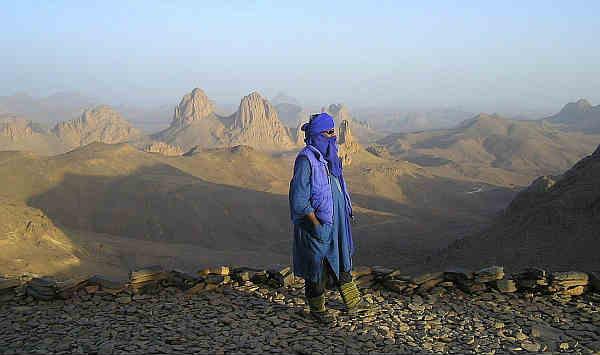 Algeria: terra Tuareg