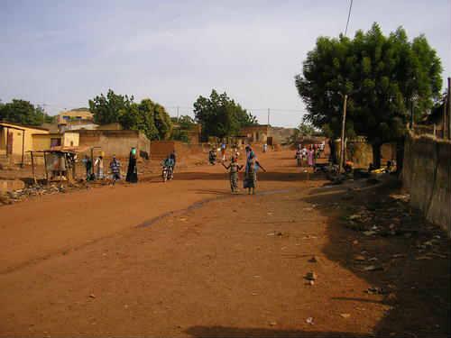 Diario di viaggio in Mali