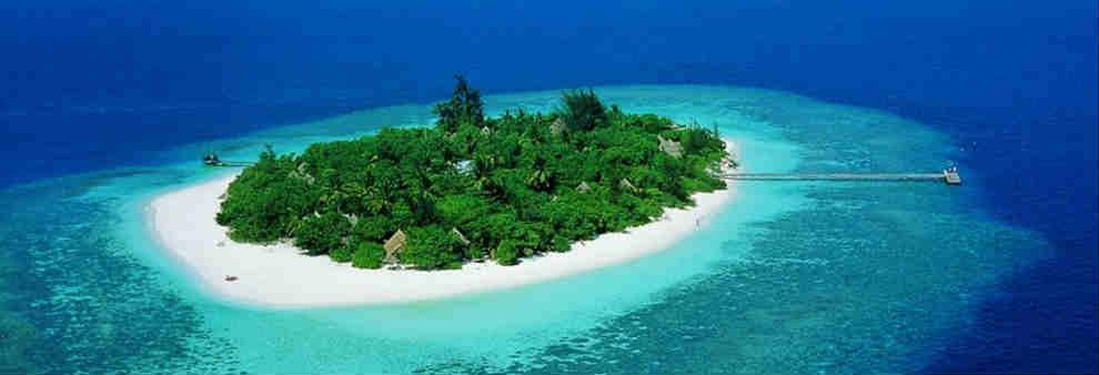 Maldive: Bathala, isola da sogno