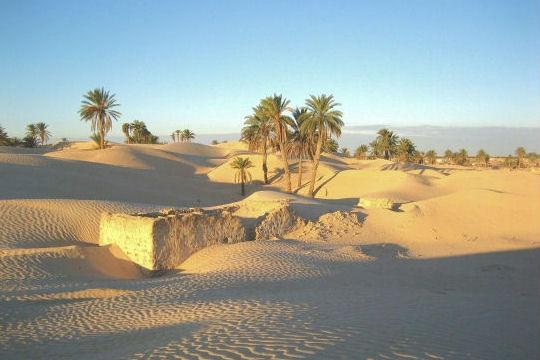 Tunisia inedita: Il grande Sud