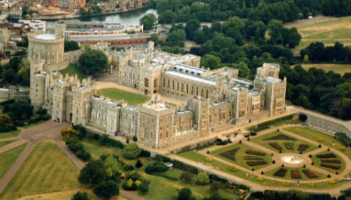 Londra Windsor Castle
