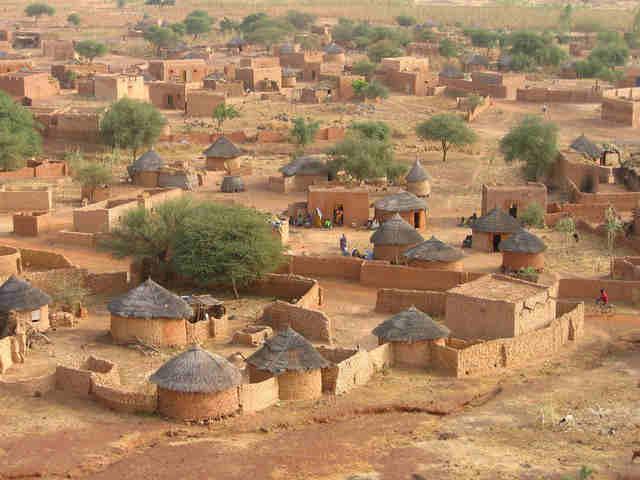 Diario di viaggio in Burkina Faso