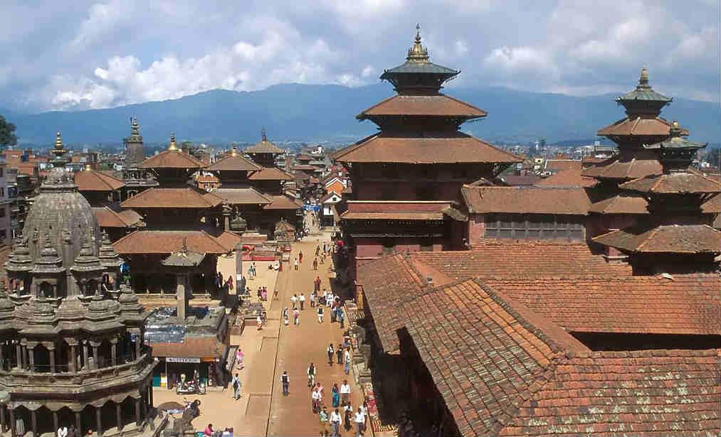 Viaggio in Nepal: Kathmandu