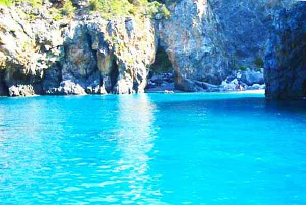 La costa tirrenica della Basilicata