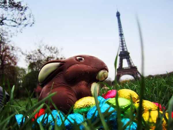 Vivere le tradizioni della Pasqua a Parigi