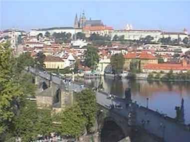 visitare la capitale della Repubblica Ceca