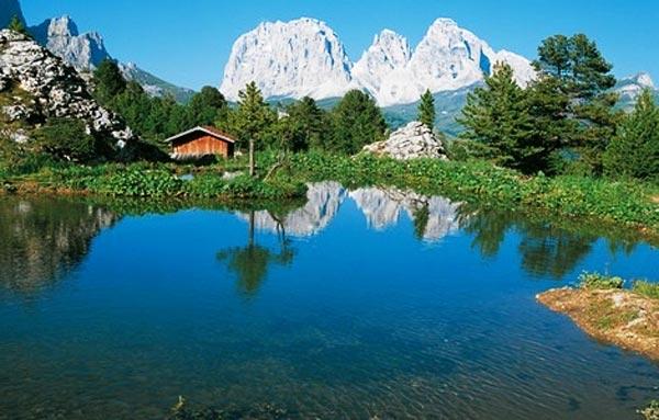 Relax, sole, sport e natura in Trentino
