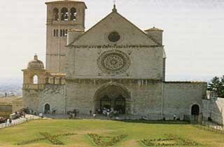 Turismo religioso in Umbria
