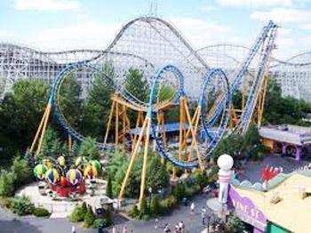 foto Six Flags Magic Mountain