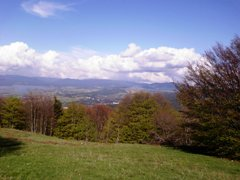 Panorama di Montagna