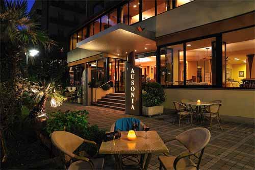Foto Hotel ausonia ***