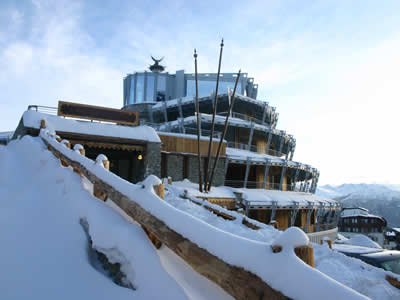Foto Hotel shackleton mountain resort****l