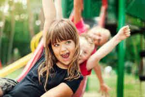 divertimento e svago nei parchi