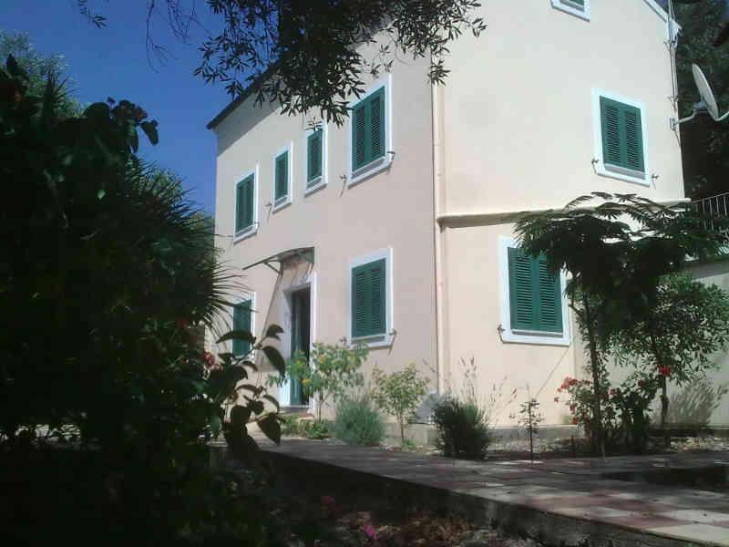 , Casa vacanza a Paxos, Grecia