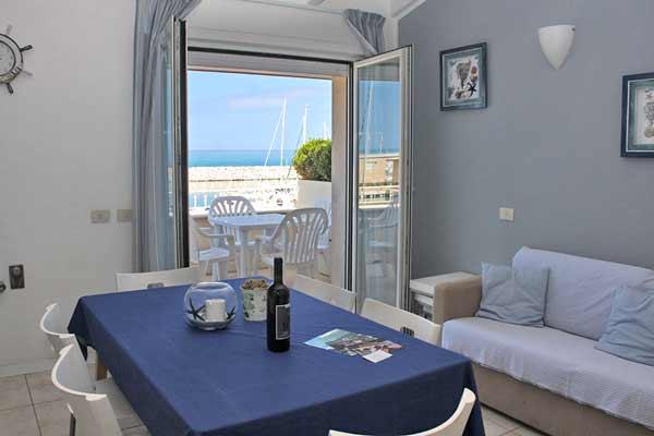 , Appartamenti villa livia