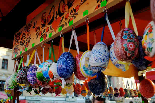 mercatini di Pasqua